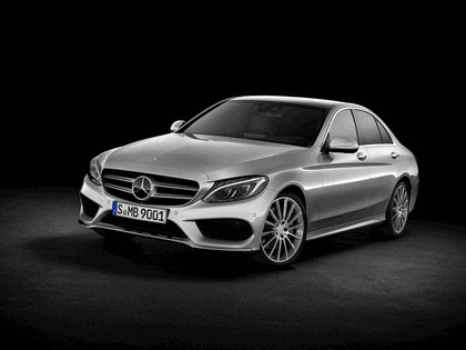 2014 Mercedes-Benz C250 ( W205 ) AMG Line 7