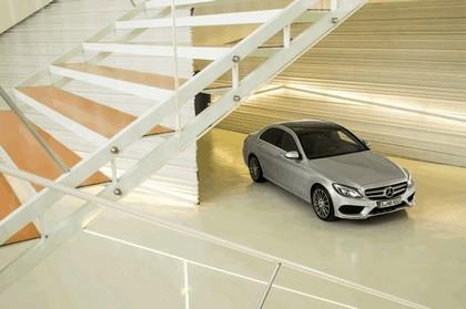 2014 Mercedes-Benz C250 ( W205 ) AMG Line 8