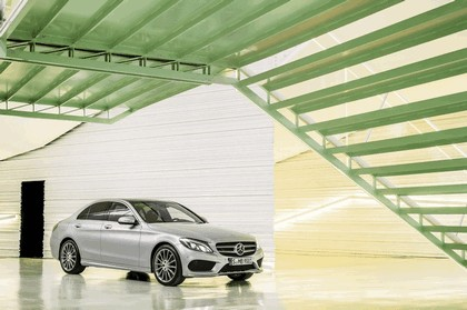2014 Mercedes-Benz C250 ( W205 ) AMG Line 9