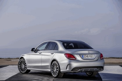 2014 Mercedes-Benz C250 ( W205 ) AMG Line 11