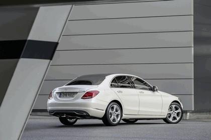 2014 Mercedes-Benz C250 ( W205 ) BlueTec 2
