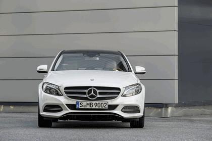 2014 Mercedes-Benz C250 ( W205 ) BlueTec 3