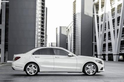 2014 Mercedes-Benz C250 ( W205 ) BlueTec 6