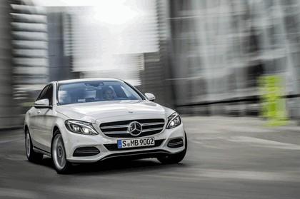 2014 Mercedes-Benz C250 ( W205 ) BlueTec 9