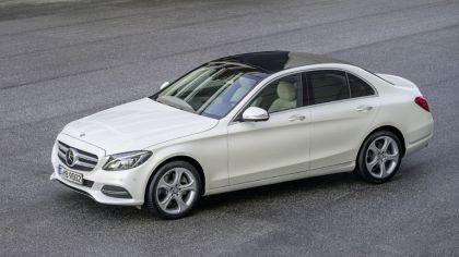 2014 Mercedes-Benz C250 ( W205 ) BlueTec 1