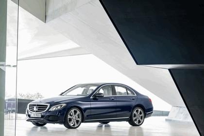 2014 Mercedes-Benz C300 ( W205 ) BlueTec Hybrid Exclusive Line 1