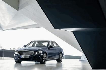 2014 Mercedes-Benz C300 ( W205 ) BlueTec Hybrid Exclusive Line 2