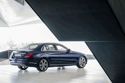 2014 Mercedes-Benz C300 ( W205 ) BlueTec Hybrid Exclusive Line 3
