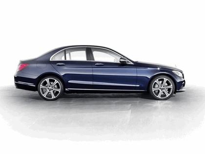 2014 Mercedes-Benz C300 ( W205 ) BlueTec Hybrid Exclusive Line 5
