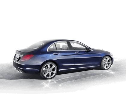 2014 Mercedes-Benz C300 ( W205 ) BlueTec Hybrid Exclusive Line 6