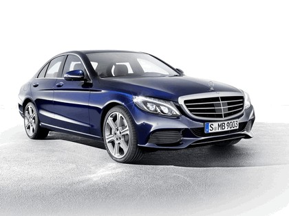 2014 Mercedes-Benz C300 ( W205 ) BlueTec Hybrid Exclusive Line 7