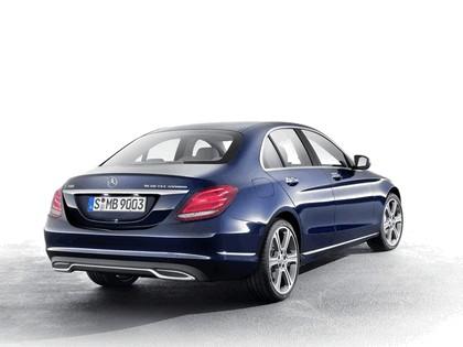 2014 Mercedes-Benz C300 ( W205 ) BlueTec Hybrid Exclusive Line 8
