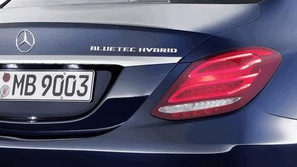 2014 Mercedes-Benz C300 ( W205 ) BlueTec Hybrid Exclusive Line 9