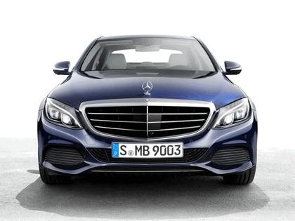 2014 Mercedes-Benz C300 ( W205 ) BlueTec Hybrid Exclusive Line 10