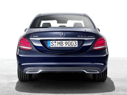2014 Mercedes-Benz C300 ( W205 ) BlueTec Hybrid Exclusive Line 11