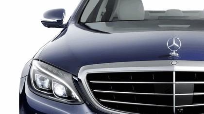 2014 Mercedes-Benz C300 ( W205 ) BlueTec Hybrid Exclusive Line 12