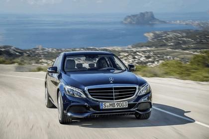 2014 Mercedes-Benz C300 ( W205 ) BlueTec Hybrid Exclusive Line 13