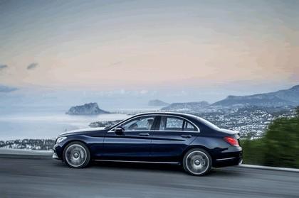 2014 Mercedes-Benz C300 ( W205 ) BlueTec Hybrid Exclusive Line 15