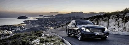 2014 Mercedes-Benz C300 ( W205 ) BlueTec Hybrid Exclusive Line 16