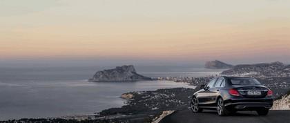 2014 Mercedes-Benz C300 ( W205 ) BlueTec Hybrid Exclusive Line 17