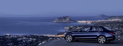 2014 Mercedes-Benz C300 ( W205 ) BlueTec Hybrid Exclusive Line 18