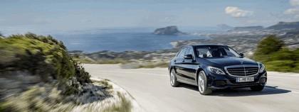 2014 Mercedes-Benz C300 ( W205 ) BlueTec Hybrid Exclusive Line 19