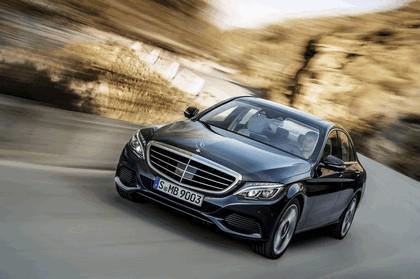 2014 Mercedes-Benz C300 ( W205 ) BlueTec Hybrid Exclusive Line 21