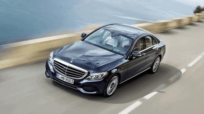 2014 Mercedes-Benz C300 ( W205 ) BlueTec Hybrid Exclusive Line 22