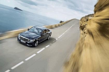2014 Mercedes-Benz C300 ( W205 ) BlueTec Hybrid Exclusive Line 23