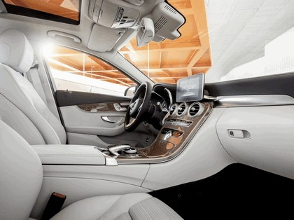 2014 Mercedes-Benz C300 ( W205 ) BlueTec Hybrid Exclusive Line 26
