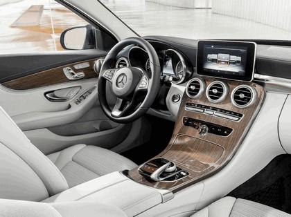 2014 Mercedes-Benz C300 ( W205 ) BlueTec Hybrid Exclusive Line 28