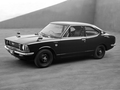 1970 Toyota Corolla coupé - Japan version 3