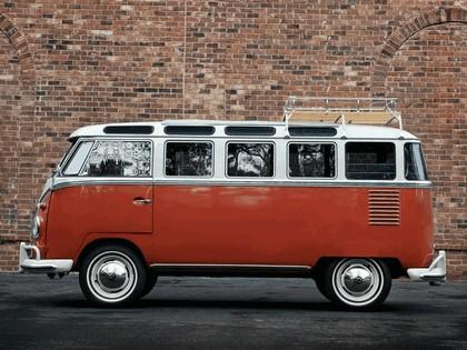 1951 Volkswagen T1 Deluxe Samba Bus 3