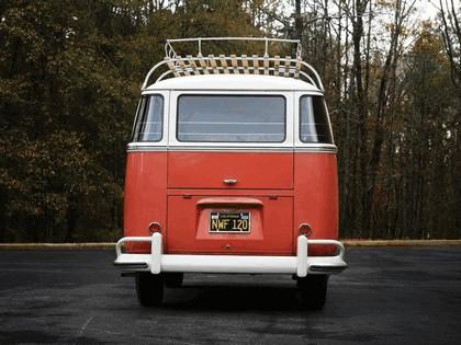 1951 Volkswagen T1 Deluxe Samba Bus 5