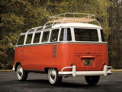 1951 Volkswagen T1 Deluxe Samba Bus 6