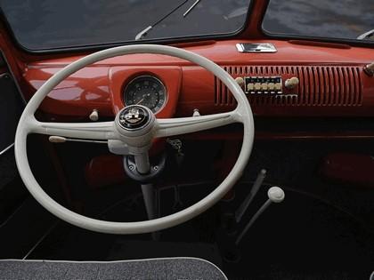 1951 Volkswagen T1 Deluxe Samba Bus 8