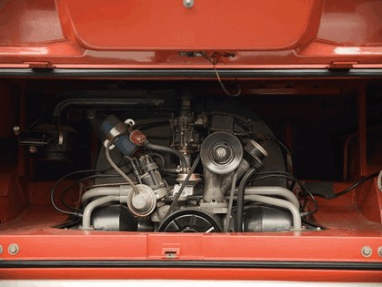 1951 Volkswagen T1 Deluxe Samba Bus 10