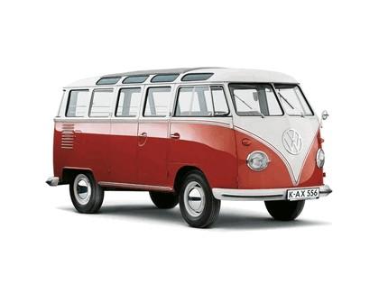 1951 Volkswagen T1 Deluxe Samba Bus 11
