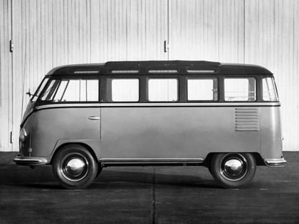 1951 Volkswagen T1 Deluxe Samba Bus 15