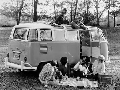 1951 Volkswagen T1 Deluxe Samba Bus 18