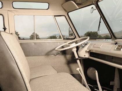 1951 Volkswagen T1 Deluxe Samba Bus 20
