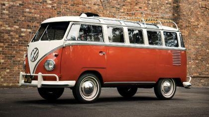 1951 Volkswagen T1 Deluxe Samba Bus 2