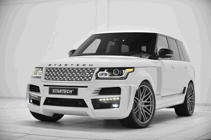 2014 Land Rover Range Rover Widebody by Startech 1