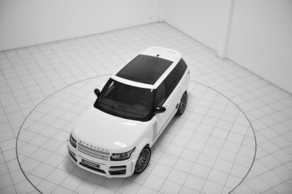 2014 Land Rover Range Rover Widebody by Startech 10