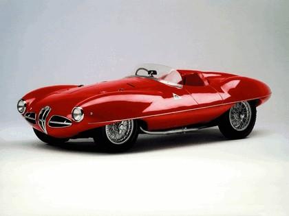 1952 Alfa Romeo Disco Volante 1