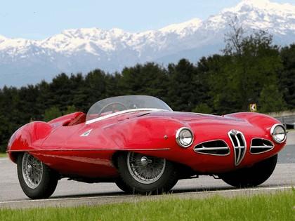 1952 Alfa Romeo Disco Volante 7