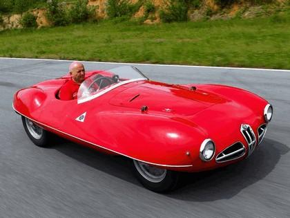 1952 Alfa Romeo Disco Volante 8