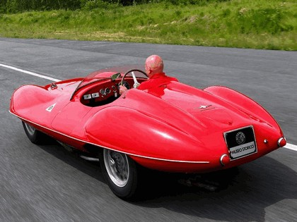 1952 Alfa Romeo Disco Volante 9