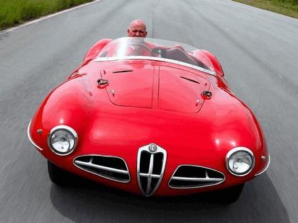 1952 Alfa Romeo Disco Volante 10