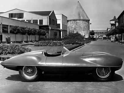 1952 Alfa Romeo Disco Volante 12